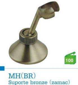 Handdouchehouder brons