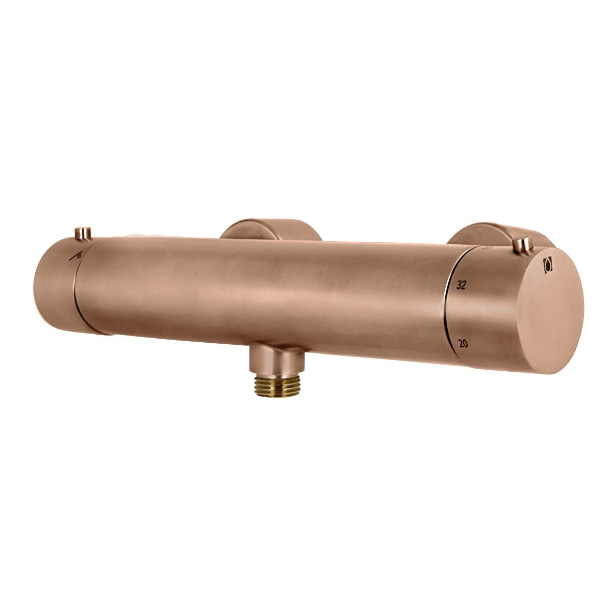 douche thermostaat rvs 316 copper pvd