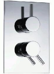 Inbouw thermostaat ronde knop