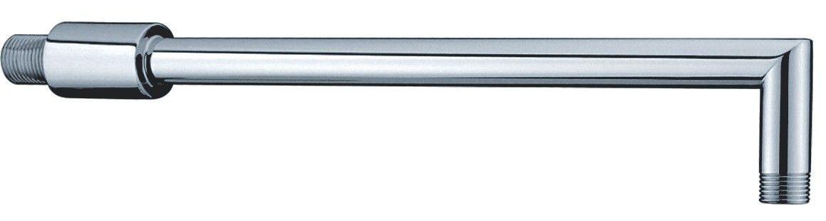 montage arm regendouche 35cm