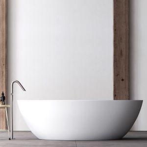 Ovaal vrijstaand bad