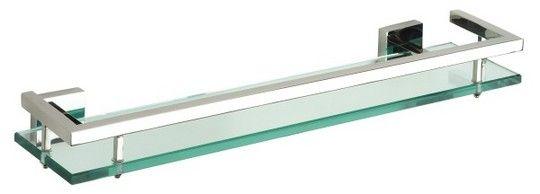 quadrato line rvs planchet met glas