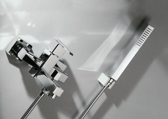quadrix opbouw baddouche mengkraan