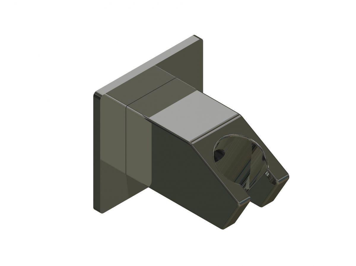 rvs vierkante douchehouder