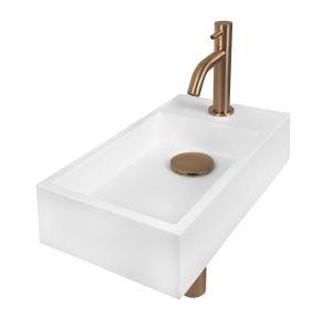 Solid Surface Koperen fonteinset