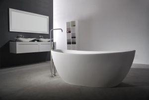 Vrijstaand bad solid surface